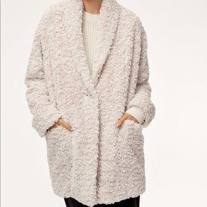 Wilfred Free Plush Jacket